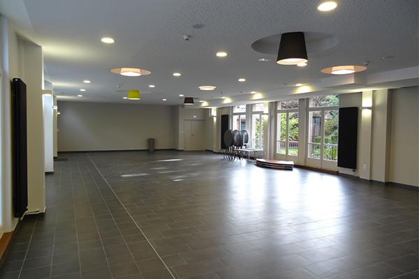 Salle de reception-